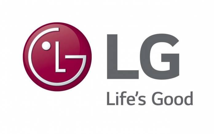 LG Life's Good Logo Flexible Foldable Display
