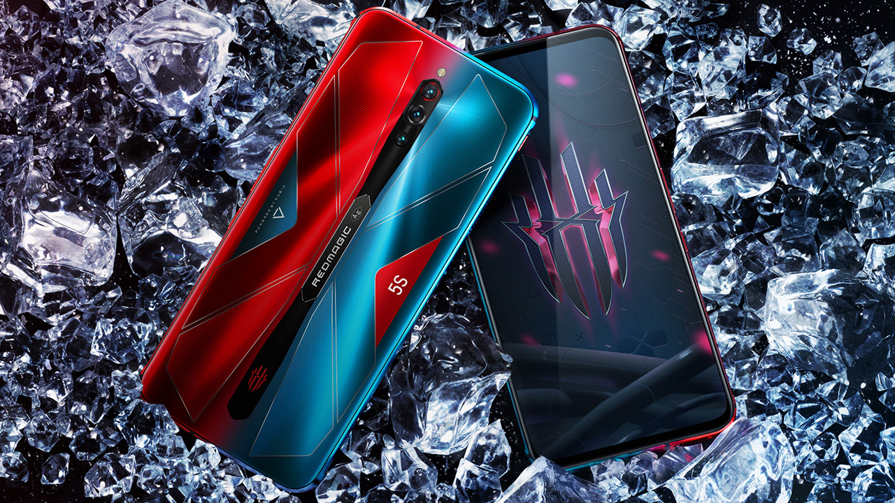 Nubia Red Magic 5S gaming phone, accessories announced ...