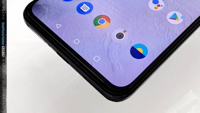 OnePlus Nord 2020 Display Tint Issue