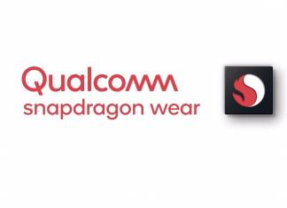 Qualcomm Snapdragon Wear 4100 processor