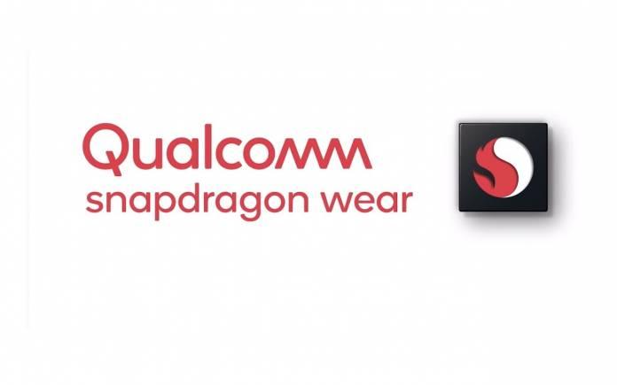 Qualcomm Snapdragon Wear 4100 processor