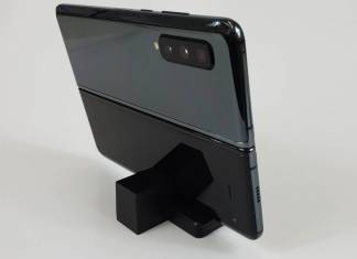 Samsung Galaxy Fold 2 25W fast charger