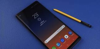 Samsung Galaxy Note 9 Display Issue