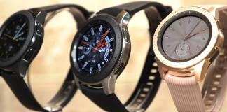 Samsung Galaxy Watch 3 Concept Image