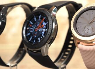 Samsung Galaxy Watch 3 Concept Image