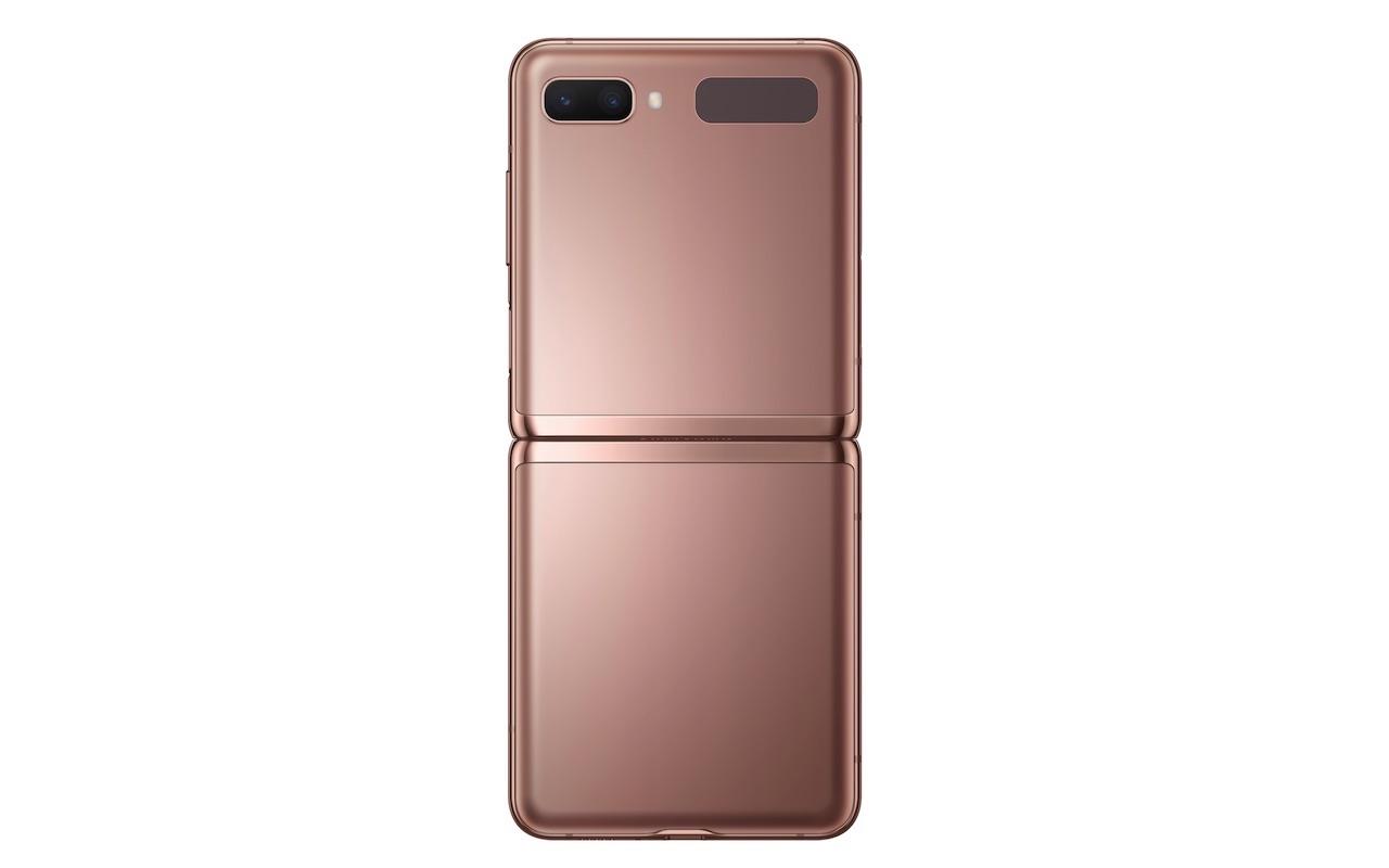 Samsung Galaxy Z Flip 5G Mystic Bronze