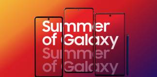 Summer of Samsung Galaxy 5G Phones