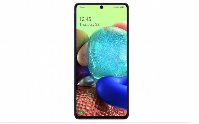 Verizon Samsung Galaxy A71 5G UW