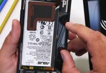ASUS ROG Phone 3 Teardown 1