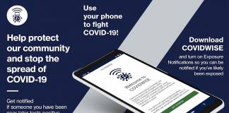 COVIDWISE App
