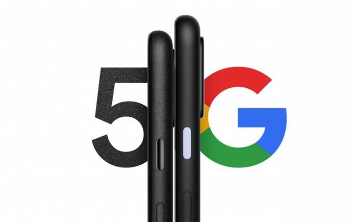 Google Pixel 5 October 8 2020 Launch Date