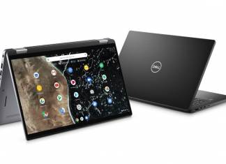 Latitude 7410 Chromebook Enterprise