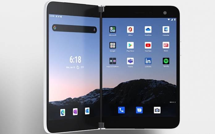 Microsoft Surface Duo Geekbench Benchmark Scores