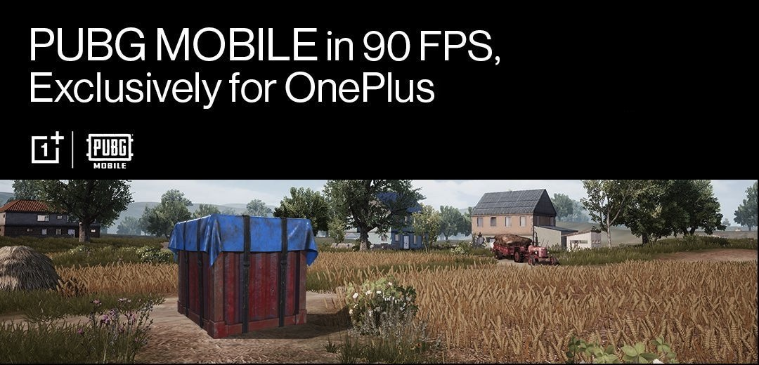 OnePlus and PUBG MOBILE 2