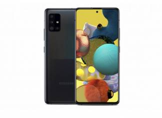 Samsung Galaxy A51 5G Android Phone Aug 5 2020