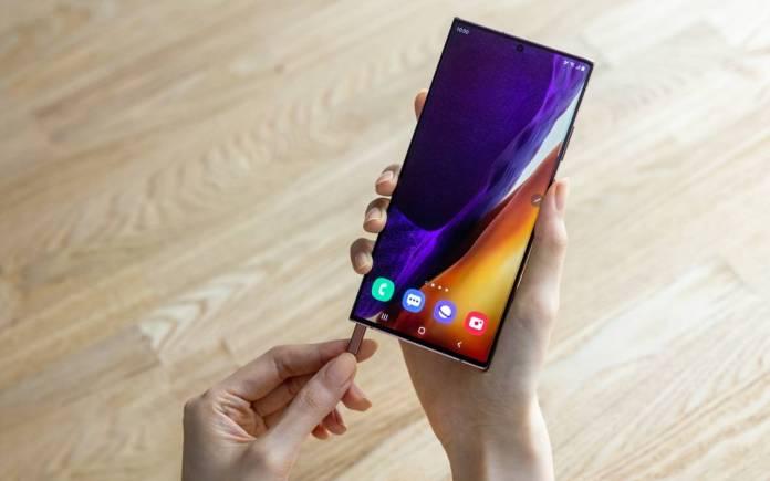 Samsung Galaxy Note 20 Galaxy Note 20 Ultra