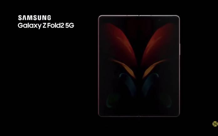 Samsung Galaxy Z Fold 2 Promotional Video
