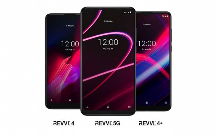 T‑Mobile REVVL 5G Phone