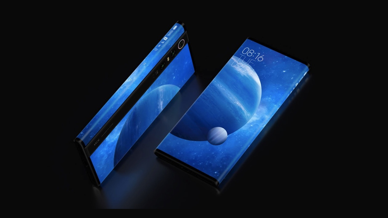 Xiaomi puts Mi MIX Alpha to rest, no new MIX phone this year - Android Community