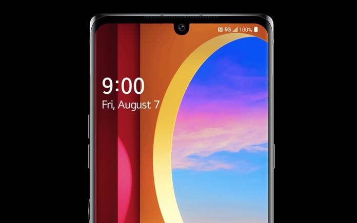 LG Velvet 5G T-Mobile
