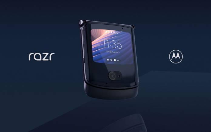 Motorola RAZR 5G Foldable Phone Launch