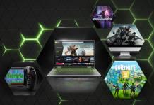 NVIDIA AI upscaling GeForce NOW