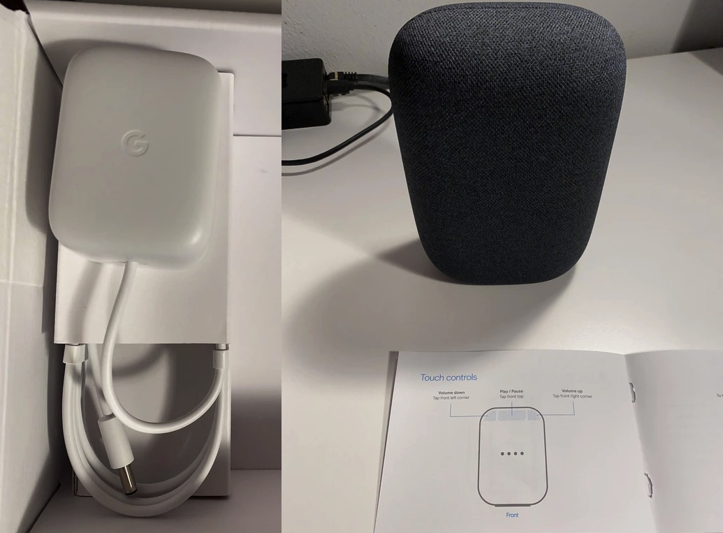 Nest Audio Charger