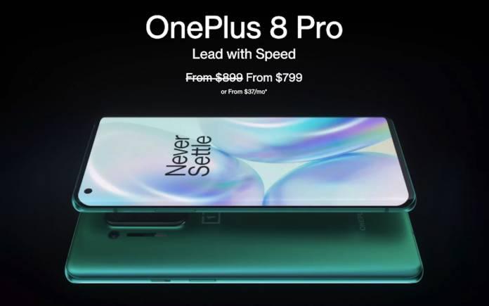 OnePlus 8 OnePlus 8 Pro Price Cut Discount