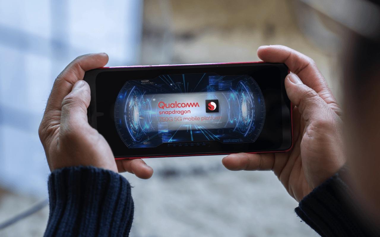 Qualcomm Snapdragon 750G 5G Mobile Processor