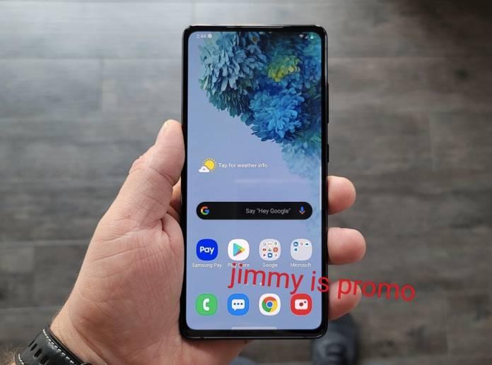 Samsung Galaxy S20 FE 5G Announcement
