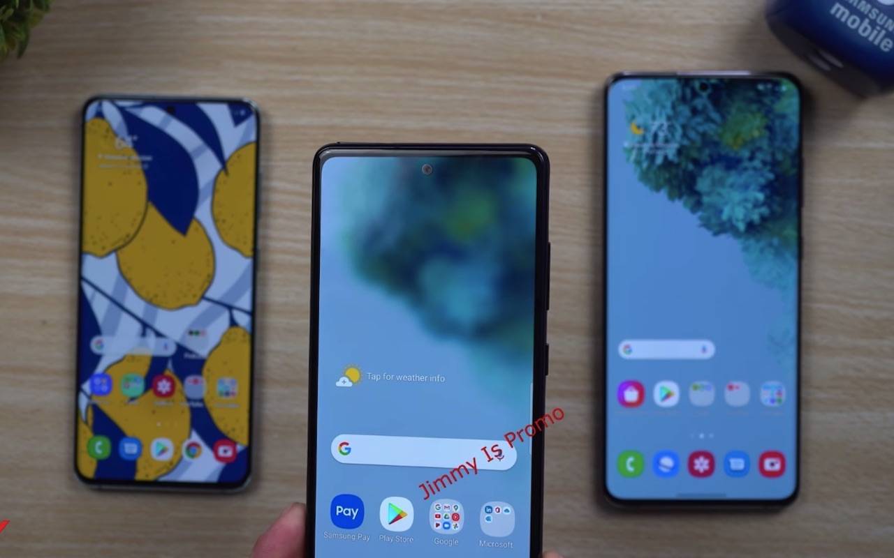 Samsung Galaxy S20 Fan Edition Hands On Video Pricing Shared Android Community