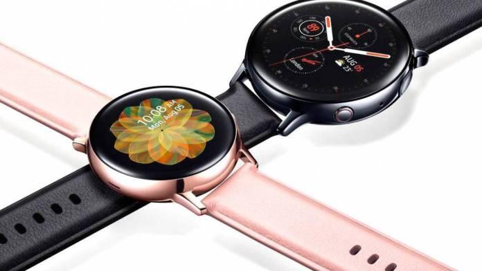 Samsung Galaxy Watch Active 2 Software Update