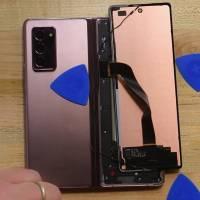 Samsung Galaxy Z Fold 2 Teardown