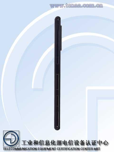 Sony Xperia 5 II TENAA