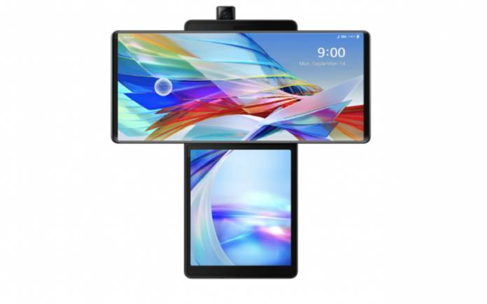 VERIZON LG WING 5G Swivel Android Smartphone