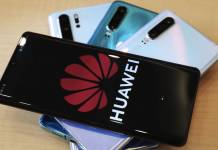 Huawei Samsung Display