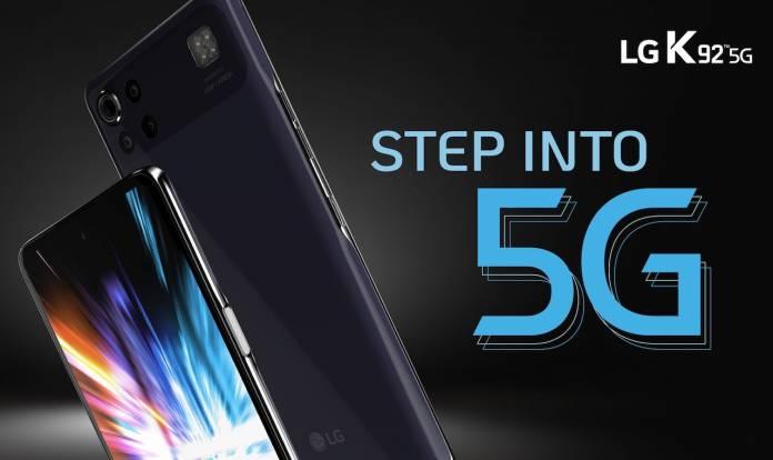 LG K92 5G Phone ATT Cricket Wireless US Cellular