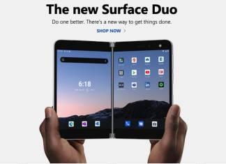 Microsoft Surface Duo Discount