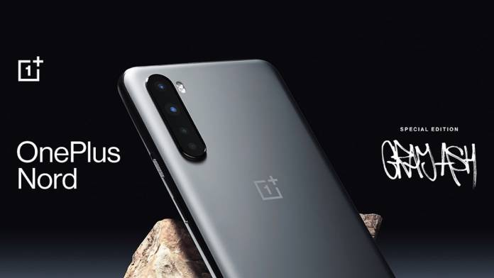OnePlus Nord Special Edition Gray Ash