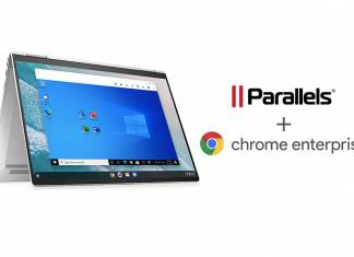Parallels Chromebook Enterprise Run Windows Directly