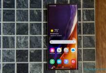 Samsung Galaxy Note 20 October 2020 Security Patch