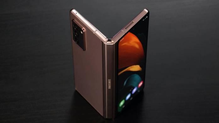 Samsung Galaxy Z Fold 3 UTG Display Stylus