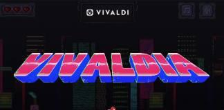 Vivaldia Vivaldi Browser Built-in Arcade Game