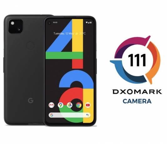 Google Pixel 4a DxOMark Camera Review