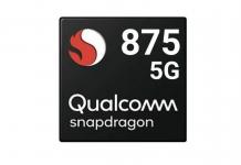 Qualcomm Snapdragon 875 5G Mobile Processor