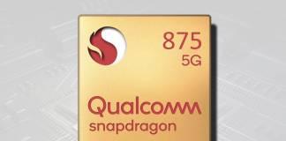 Qualcomm Snapdragon 875 mobile processor