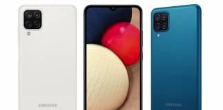 Samsung Galaxy A12 Galaxy A02s