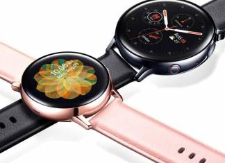 Samsung Galaxy Watch Active 2 GPS Improvements
