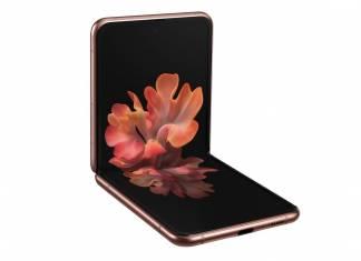 Samsung Galaxy Z Flip 3 Concept Image
