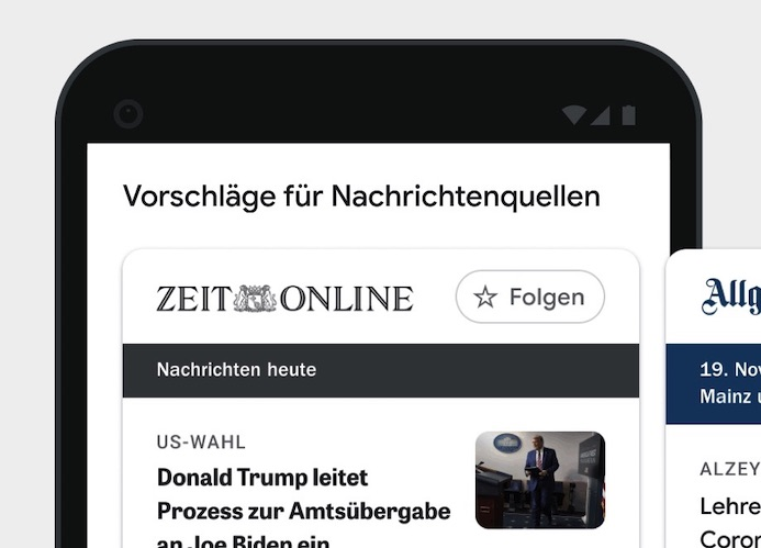 Google News Showcase 2